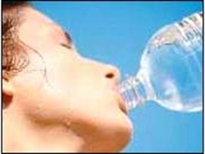 Sağlıklı sudan yoksunuz